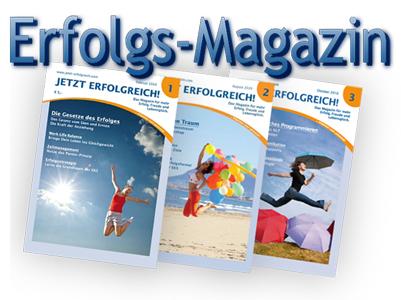 JETZT ERFOLGREICH! Magazin
