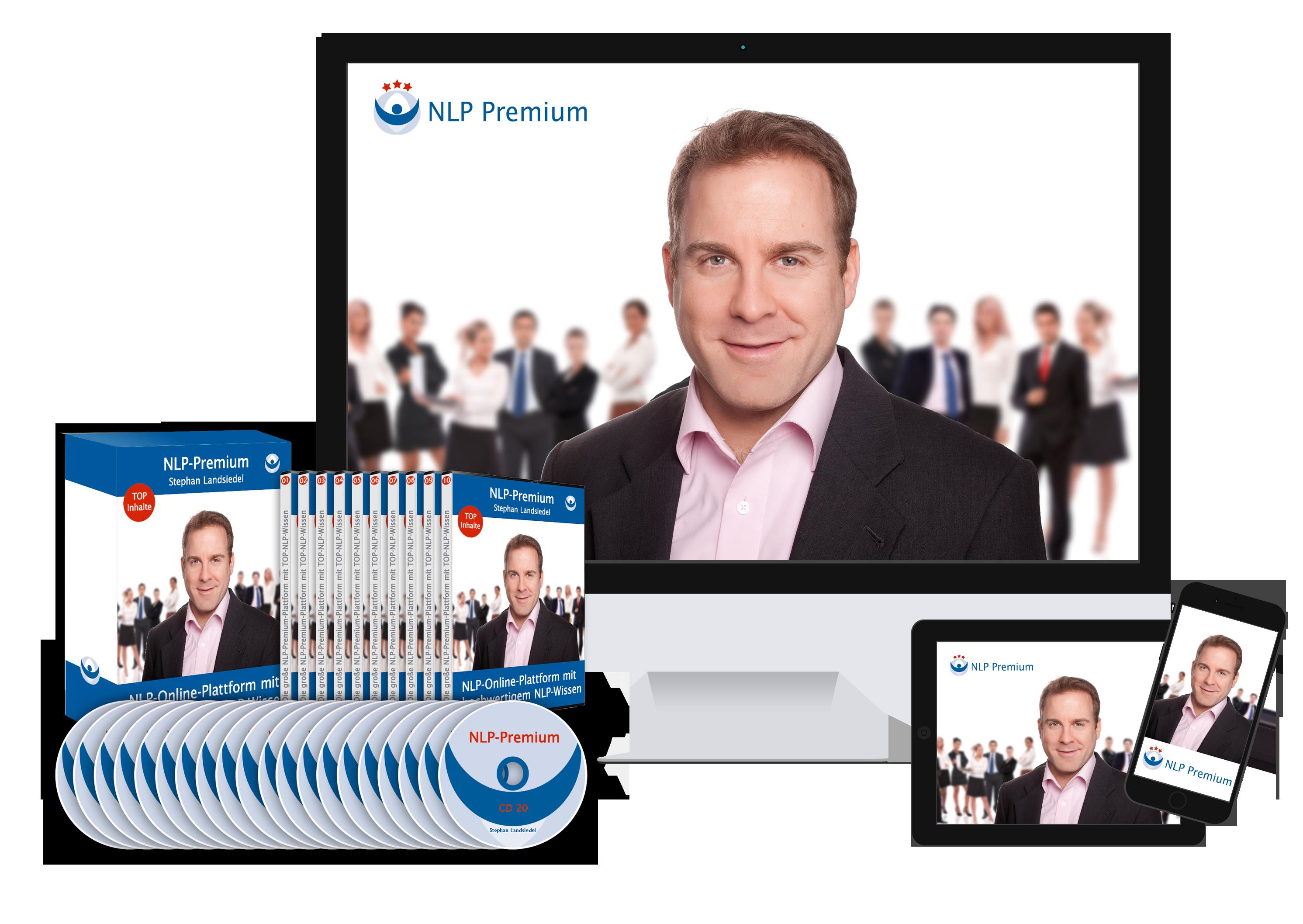 NLP-Premium-Plattform